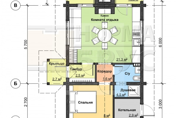 План этажа_вз