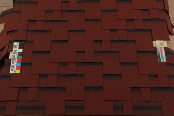 21 Модерн Красный с оттенением