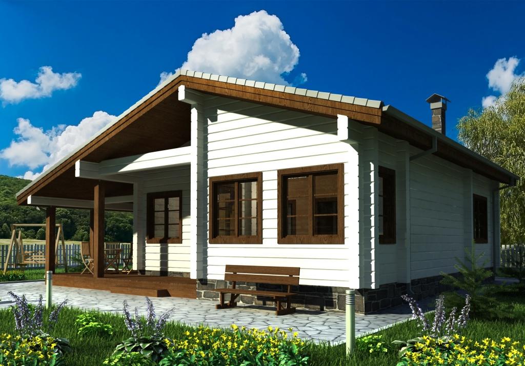 Визуализация при проектировании загородного дома